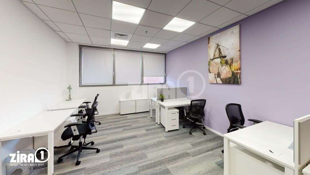 Regus Netanya | משרד פרטי ל-  1 - 11 אנשים  | תמונה #1 - 1