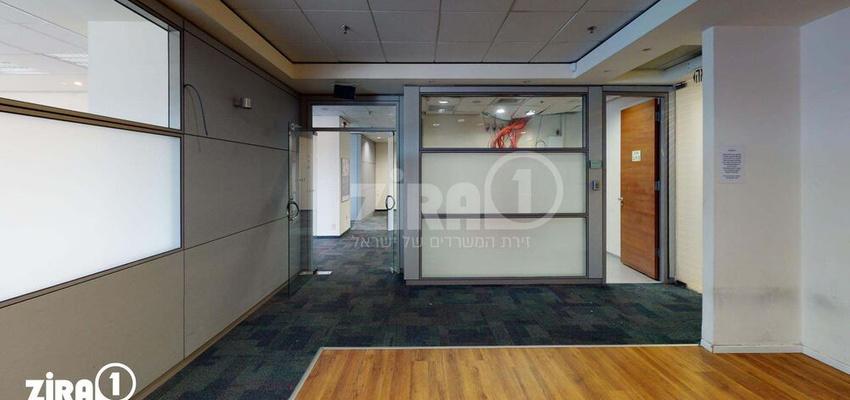 משרד בבניין מרכז גב ים הרצליה- בניין גב ים 4 | קומה 3 | שטח 700מ״ר  | תמונה #0 - 1