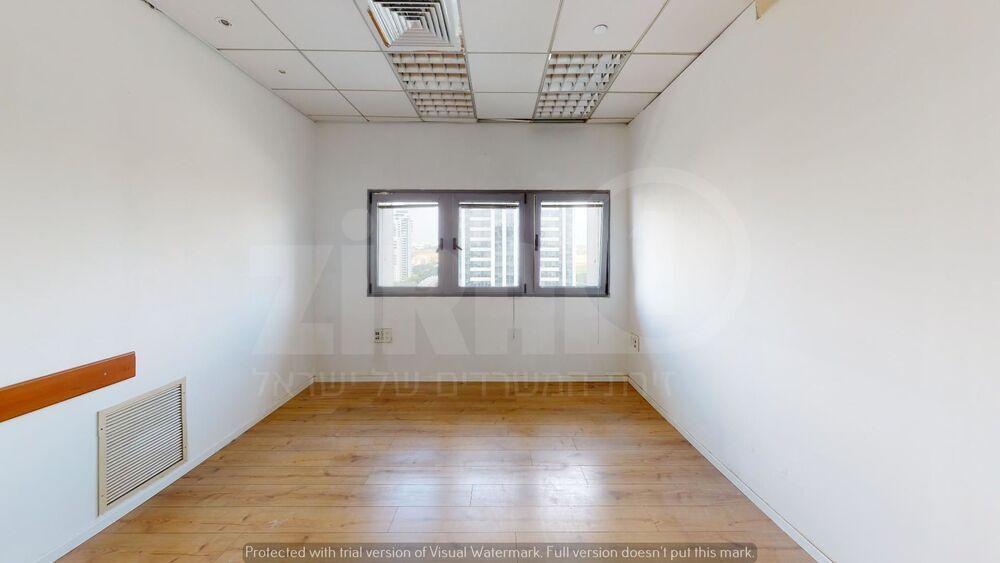 משרד בבניין מגדל עתידים- בניין 4   קומה 16   שטח 1103מ״ר    תמונה #0 - 1