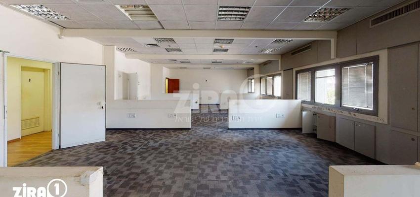 משרד בבניין מגדל עתידים- בניין 4   קומה 2   שטח 1103מ״ר    תמונה #0 - 1