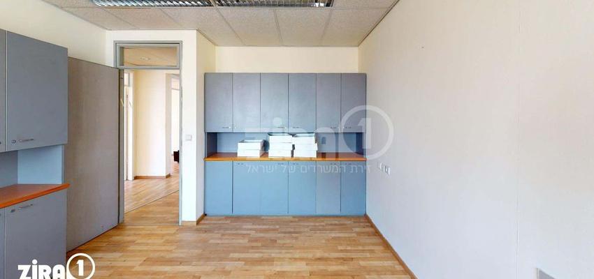 משרד בבניין בית שרבט | קומה 12 | שטח 200מ״ר  | תמונה #0 - 1