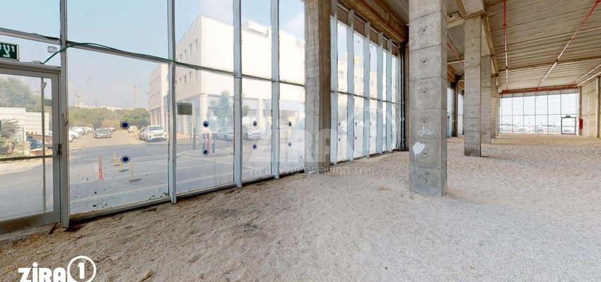משרד בבניין הגביש 4   קומה 0   שטח 1600מ״ר    תמונה #0 - 1