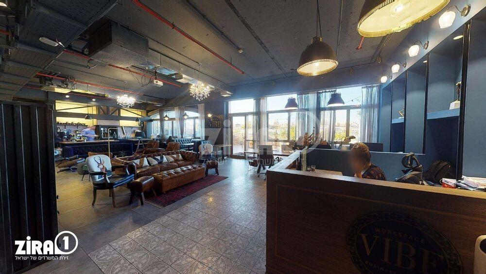 Vibe Workspace | עמדה קבועה באופן ספייס | תמונה #1 - 1