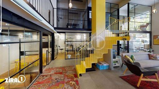 חלל עבודה RE-street בירושלים | קומה 1 | תמונה #23 - 1