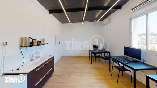 משרד בבניין האומן 22 | קומה 4 | שטח 28מ״ר  | תמונה #3 - 1