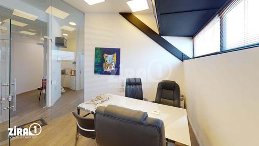 משרד בבניין האומן 22 | קומה 4 | שטח 80מ״ר  | תמונה #4 - 1
