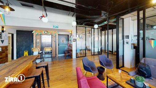 חלל עבודה CityHub Tel Aviv בתל אביב יפו | קומה 4 | תמונה #7 - 1