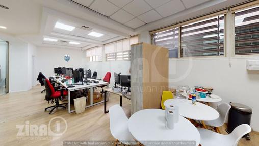 משרד בבניין הרקון 4 | קומה 2 | שטח 120מ״ר  | תמונה #12 - 1