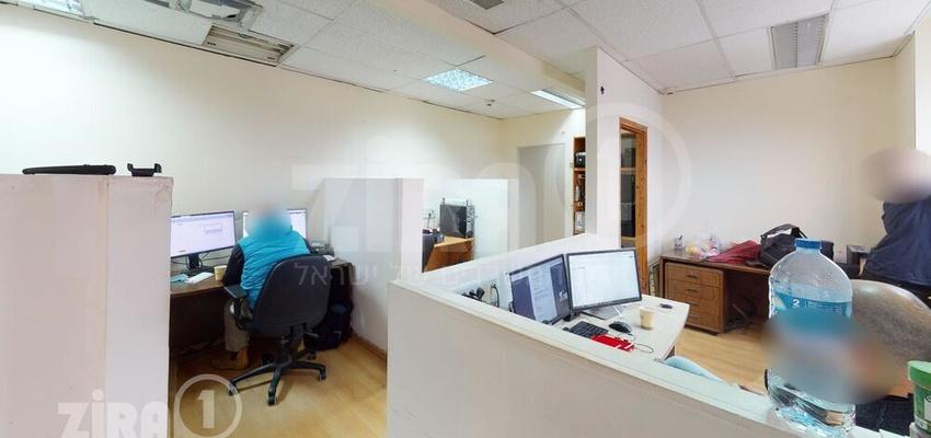 משרד בבניין בית מרדכי נתן | קומה 2 | שטח 130מ״ר  | תמונה #0 - 1