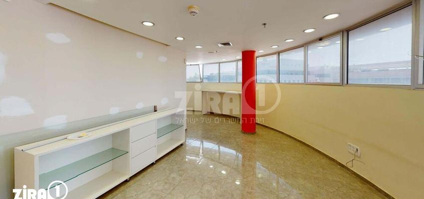 משרד בבניין בית הרמלין | קומה 4 | שטח 120מ״ר  | תמונה #0 - 1