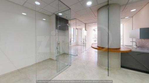 משרד בבניין מגדל בר כוכבא | קומה 4 | שטח 103מ״ר  | תמונה #21 - 1