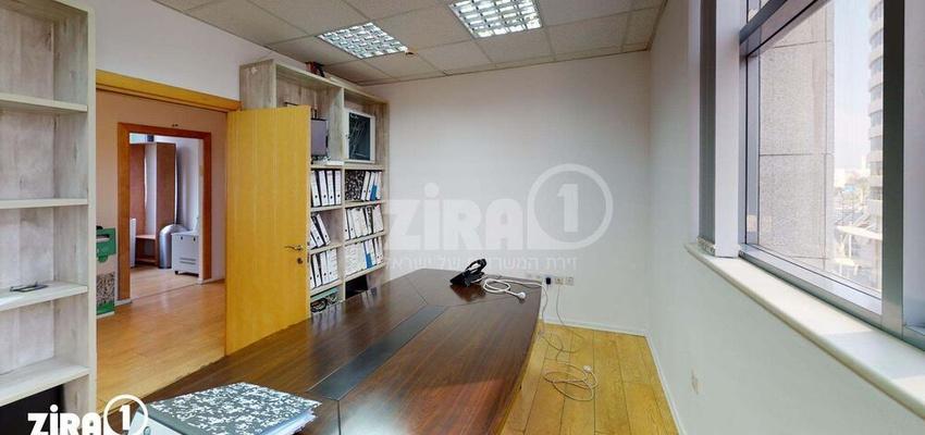 משרד בבניין הרקון 4 | קומה 4 | שטח 130מ״ר  | תמונה #0 - 1
