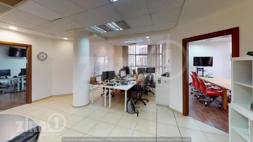 משרד בבניין הרקון 4 | קומה 4 | שטח 240מ״ר  | תמונה #10 - 1