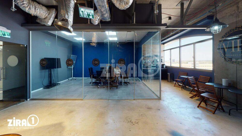 חלל עבודה: Vibe Workspace בנתניה | קומה: 4 | תמונה #7 - 1
