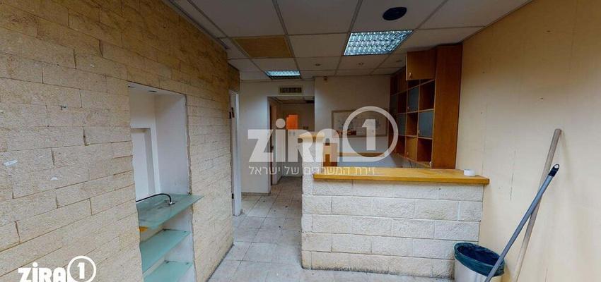 משרד בבניין דוד אלעזר 4 | קומה 0 | שטח 50מ״ר  | תמונה #0 - 1