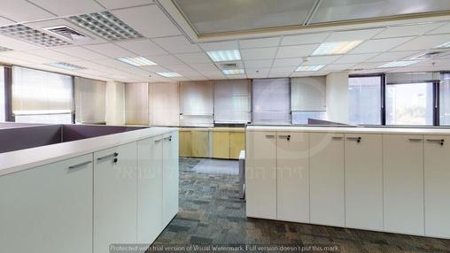 משרד בבניין בניין הפרמידה    קומה 5   שטח 760מ״ר    תמונה #20 - 1