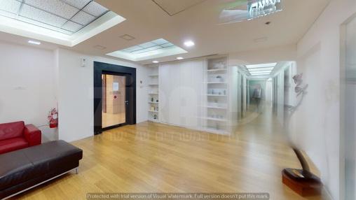 משרד בבניין מגדל המוזיאון | קומה 6 | שטח 1386מ״ר  | תמונה #12 - 1