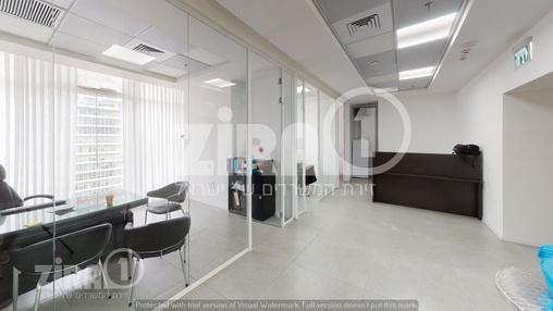 משרד בבניין בסר 4 | קומה 18 | שטח 100מ״ר  | תמונה #23 - 1