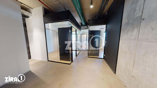משרד בבניין מגדל בר כוכבא | קומה 9 | שטח 118מ״ר  | תמונה #15 - 1