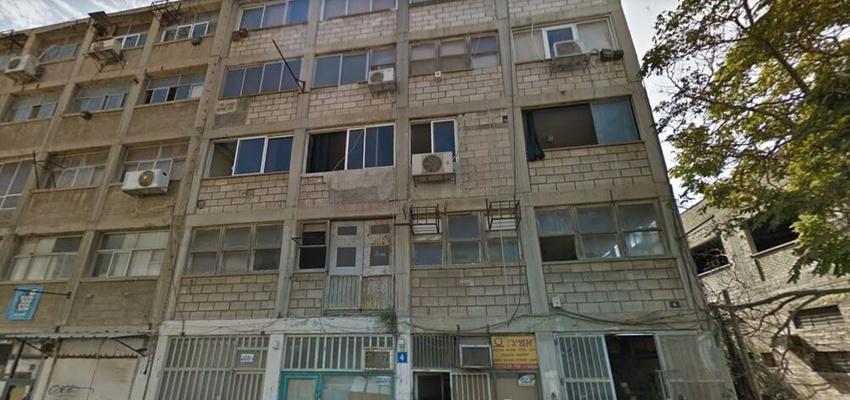 בניין המקצוע 4 בתל אביב יפו   רמת הבניין classC   תמונה #0 - 1