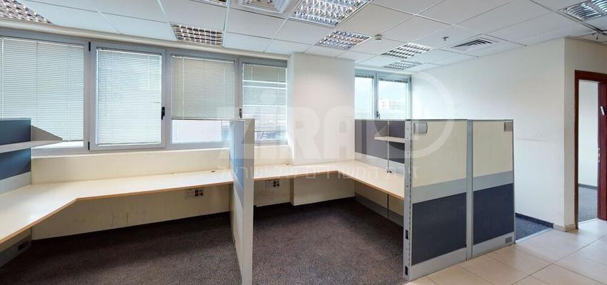 משרד בבניין הארד 5 | קומה 4 | שטח 234מ״ר  | תמונה #0 - 1