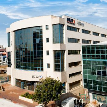 בניין בניין האומנות בנתניה | רמת הבניין classB | תמונה #0 - 1