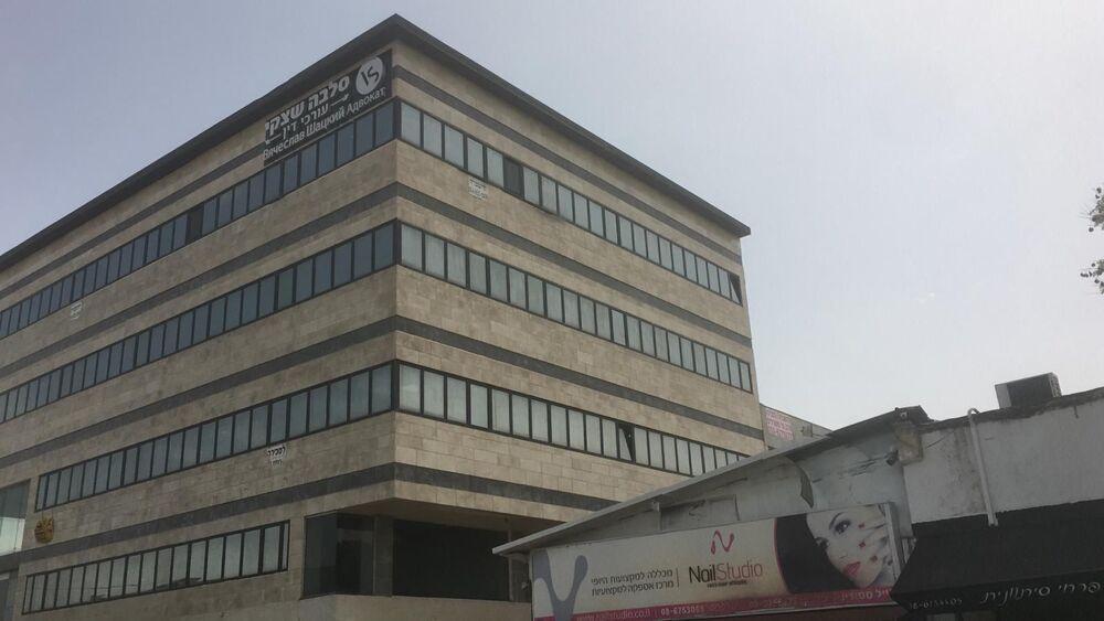 בניין יריחו סנטר באשקלון | רמת הבניין classB | תמונה #0 - 1