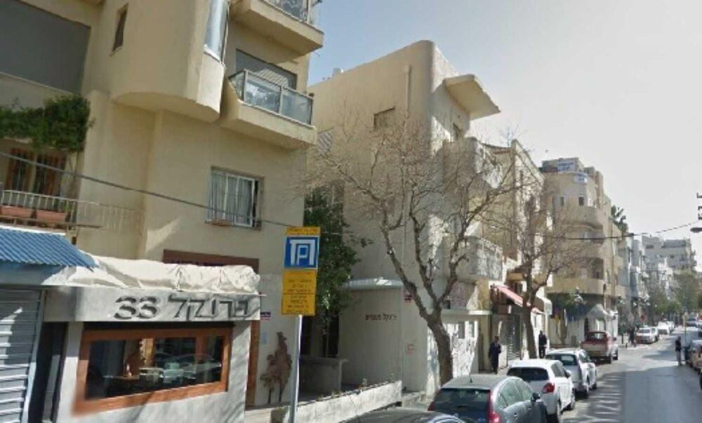 בניין הרב יצחק ידידה פרנקל 31  בתל אביב יפו | רמת הבניין classB | תמונה #0 - 1