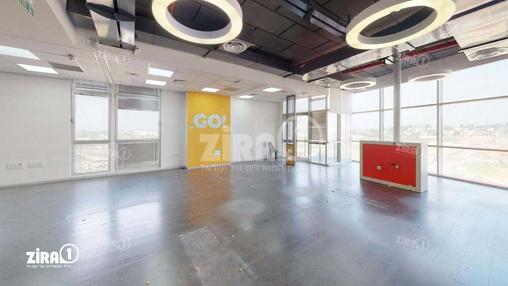 משרד בבניין בית אילן רמון | קומה 4 | שטח 1020מ״ר  | תמונה #17 - 1