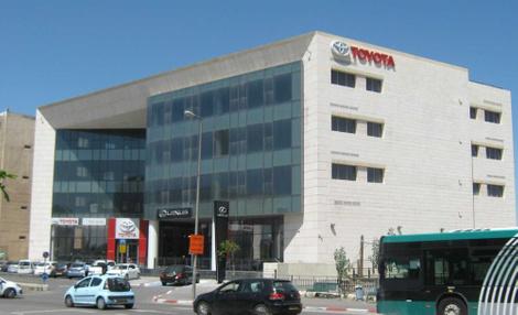 בניין בניין טויוטה  בירושלים | רמת הבניין classA | תמונה #16 - 1