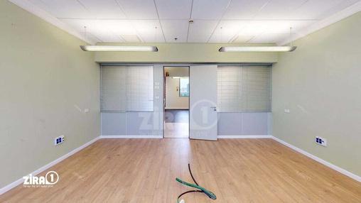 משרד בבניין בית אליהו יצחקי - אגף B | קומה 6 | שטח 570מ״ר  | תמונה #17 - 1