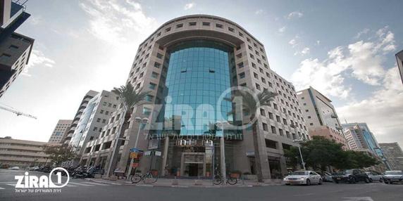 בניין בית לז-רום ברמת גן | רמת הבניין classA | תמונה #1 - 1