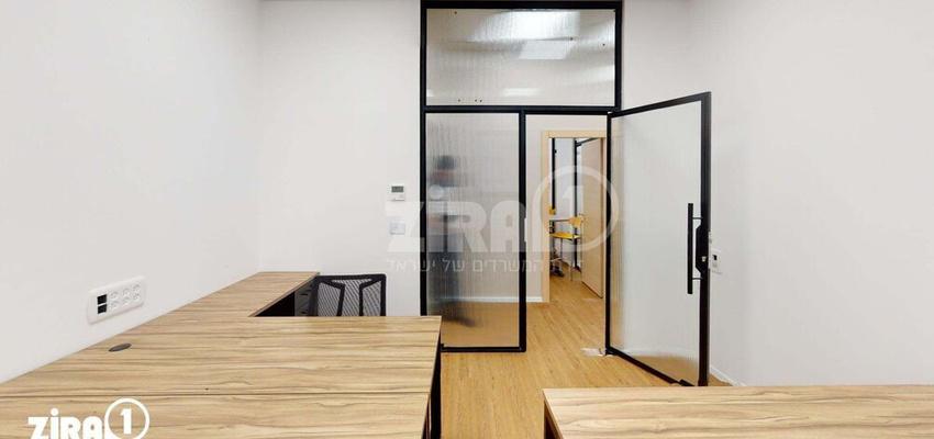 משרד בבניין בניין קורן  | קומה 5 | שטח 187מ״ר  | תמונה #0 - 1