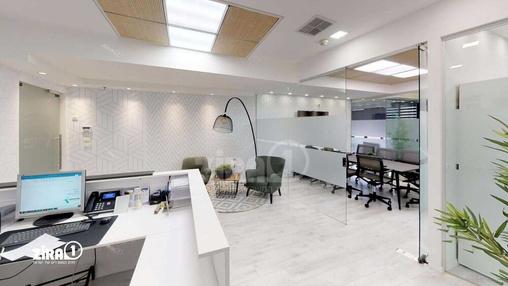 משרד בבניין מגדל לוינשטיין  | קומה 5 | שטח 225מ״ר  | תמונה #10 - 1