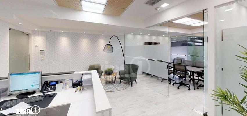 משרד בבניין מגדל לוינשטיין  | קומה 5 | שטח 225מ״ר  | תמונה #0 - 1