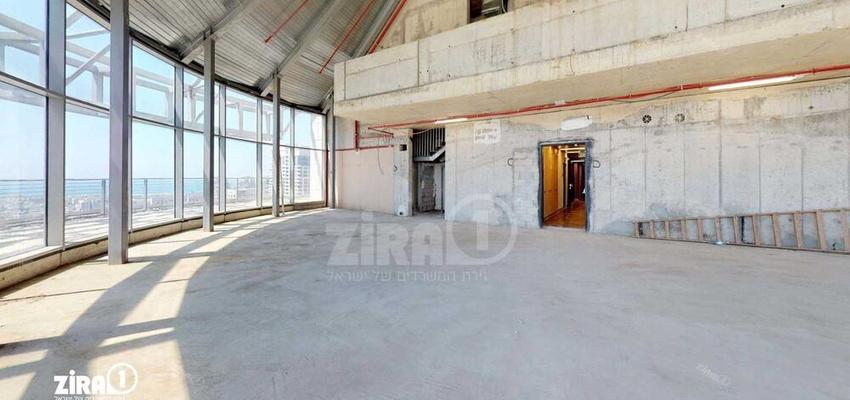 משרד בבניין בית גיבור ספורט  | קומה 37 | שטח 1300מ״ר  | תמונה #0 - 1