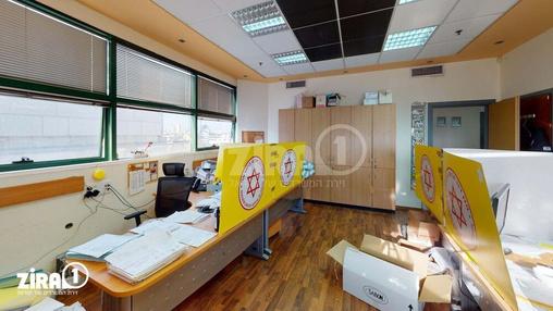 משרד בבניין הלויל סלע 2000 | קומה 6 | שטח 650מ״ר  | תמונה #17 - 1