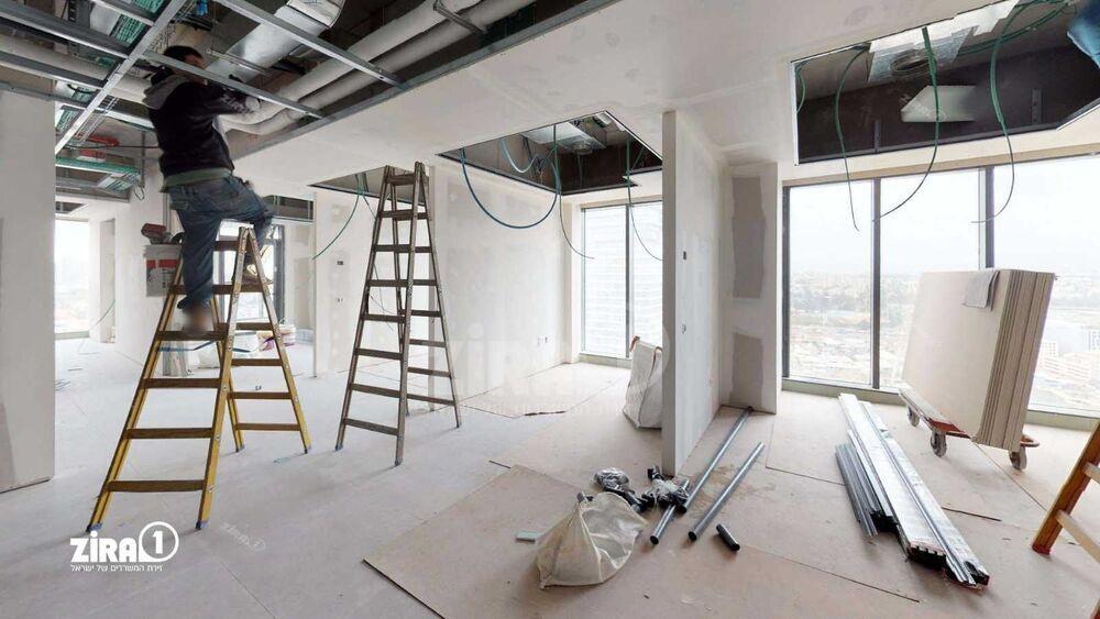 משרד בבניין מגדל הכשרת הישוב  | קומה 20 | שטח 236מ״ר  | תמונה #0 - 1