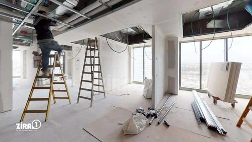 משרד בבניין מגדל הכשרת הישוב  | קומה 20 | שטח 236מ״ר  | תמונה #16 - 1