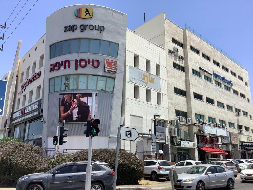 בניין בית פרץ אלימור  בחיפה | רמת הבניין classB | תמונה #0 - 1