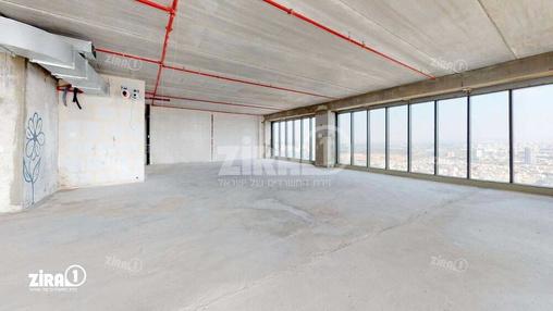 משרד בבניין מגדל הכשרת הישוב  | קומה 40 | שטח 400מ״ר  | תמונה #23 - 1