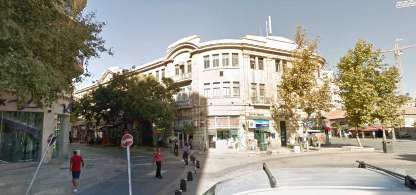 בניין בן יהודה 2 בירושלים | רמת הבניין classB | תמונה #0 - 1
