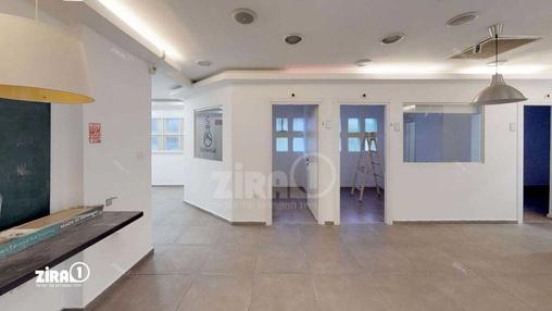 משרד בבניין בית הררי | קומה 2 | שטח 210מ״ר  | תמונה #20 - 1