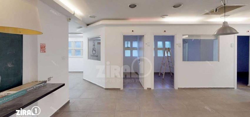 משרד בבניין בית הררי | קומה 2 | שטח 210מ״ר  | תמונה #0 - 1