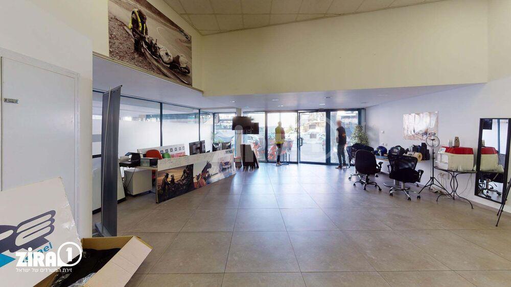 משרד בבניין המסגר 55 | קומה 0 | שטח 150מ״ר  | תמונה #0 - 1