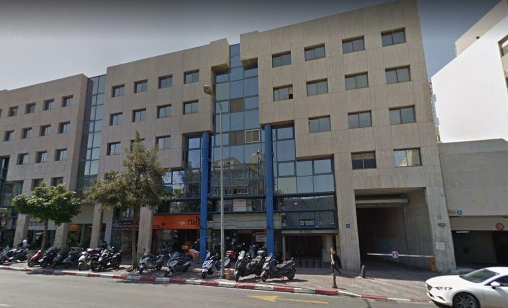 בניין המסגר 55 בתל אביב יפו | רמת הבניין classB | תמונה #0 - 1