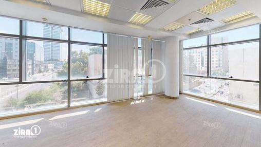 משרד בבניין בית אמפא  - תל אביב | קומה 3 | שטח 500מ״ר  | תמונה #3 - 1