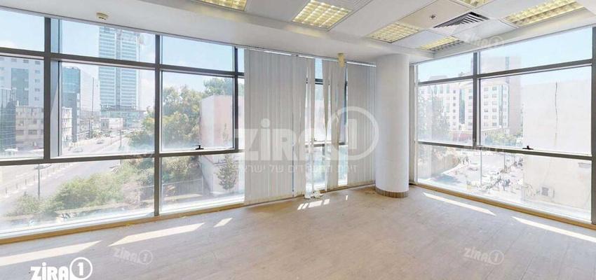 משרד בבניין בית אמפא  - תל אביב | קומה 3 | שטח 500מ״ר  | תמונה #0 - 1