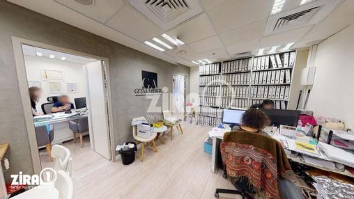 משרד בבניין בניין קורן  | קומה 6 | שטח 75מ״ר  | תמונה #1 - 1