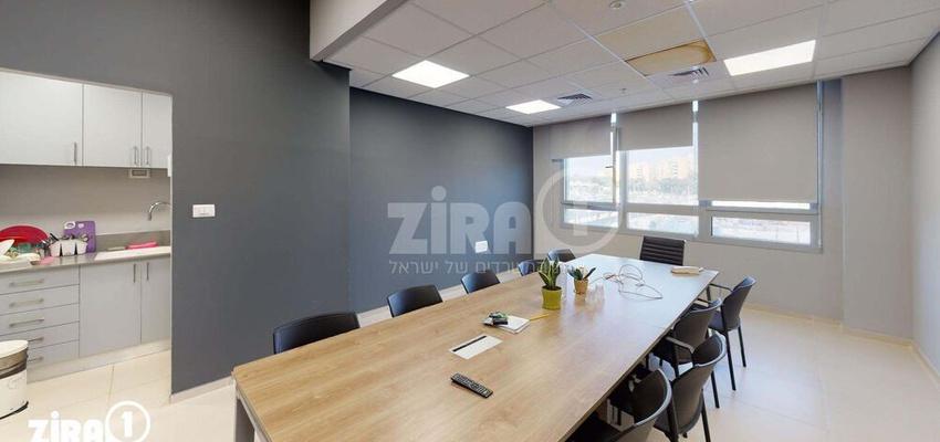 משרד בבניין מגדלי אביסרור - 2 | קומה 2 | שטח 70מ״ר  | תמונה #0 - 1